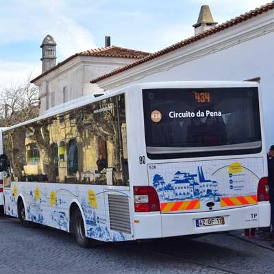 Sintra Tourist Bus 434 – The Circuito da Pena