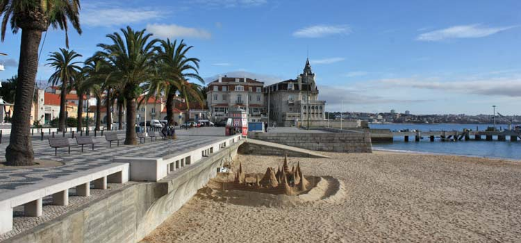 promenade walk Estoril