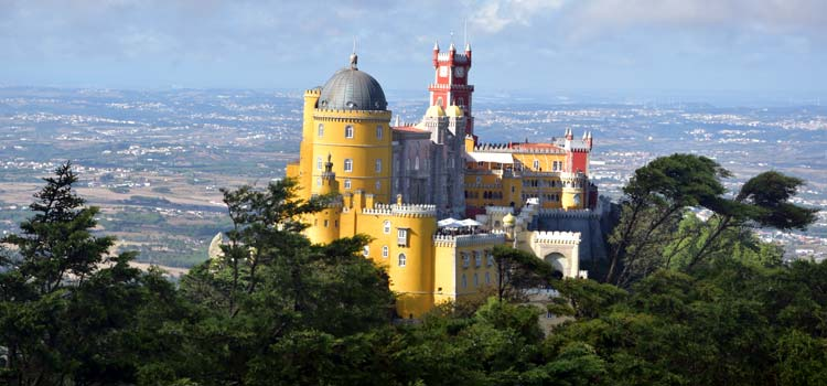 Pena Palast in Sintra