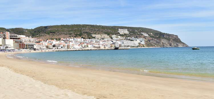 Best Beaches in Sesimbra Portugal